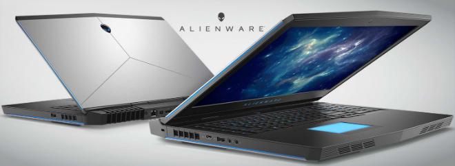 Alienware banner US