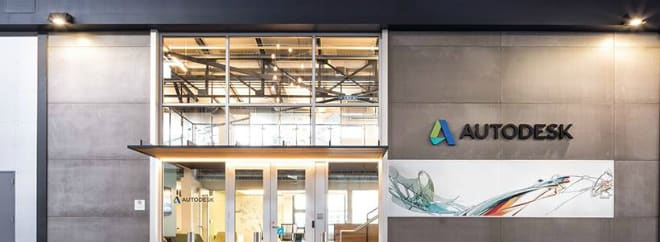 Autodesk banner US