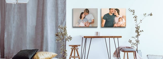 Easy Canvas Print banner US