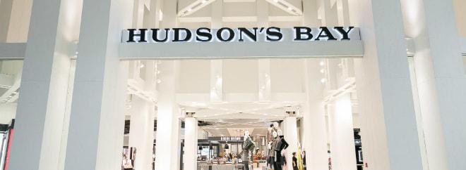 Hudson's Bay banner US