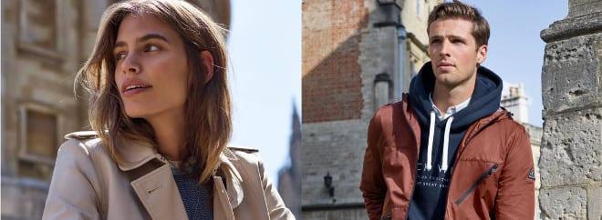 Jack Wills jackets
