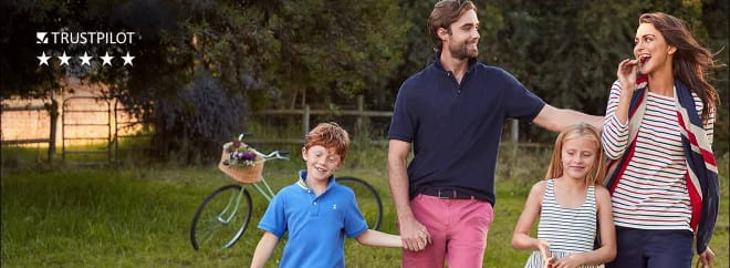 Joules clothing 1