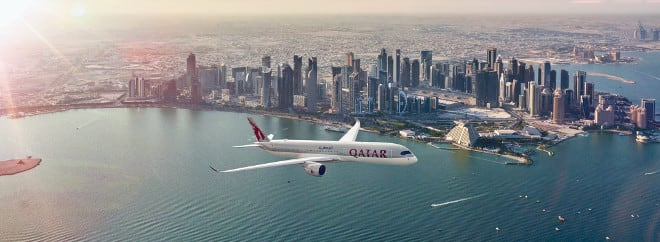 Qatar Airways AU