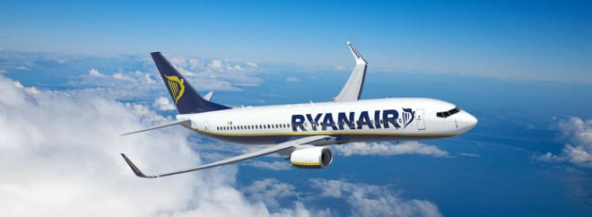 Ryanair last minute flights