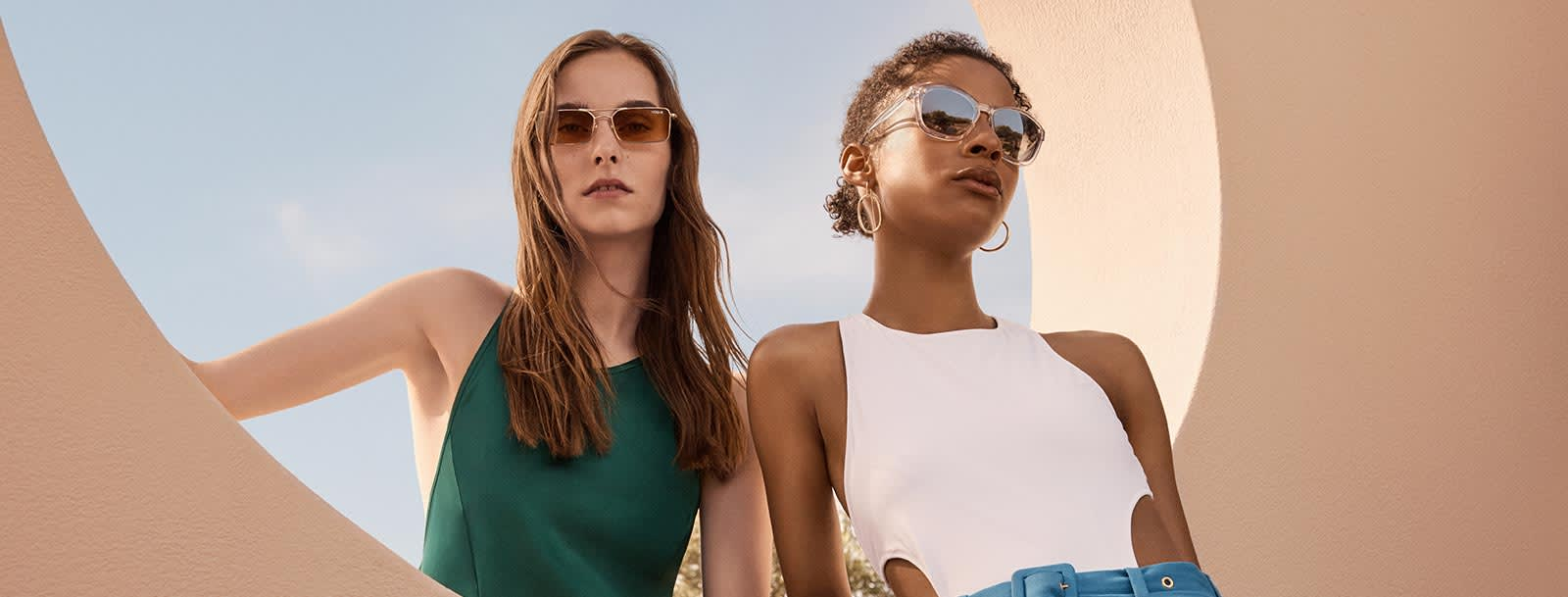 Sunglass Hut banner US