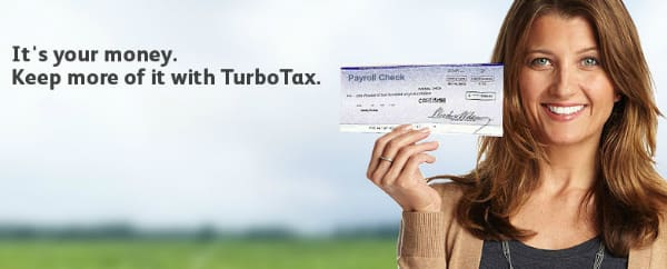 Turbotax Banner US