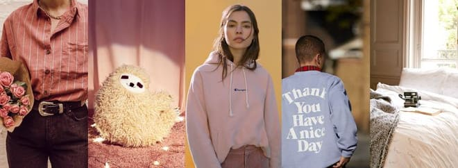 UO hoodies